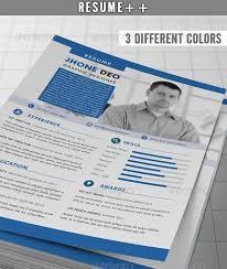 awesome resume cv templates 56pixels com