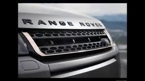 burgundy range rover 2016 2013 range rover evoque victoria beckham special edition youtube