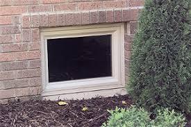 Replacing A Basement Window by Hopper Windows J C Tonnotti