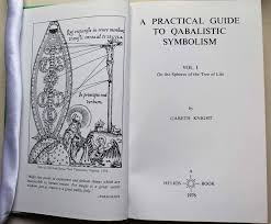 a practical guide to qabalistic symbolism two volumes by knight