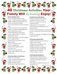 How To Put Christmas Lights On A Tree by 40 Christmas Activities Your Family Will Actually Enjoy Holidays