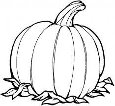 pumpkin outline printable probrains org