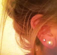 earrings for second best 25 second piercing ideas on ears second
