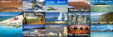 top australian destinations places for family