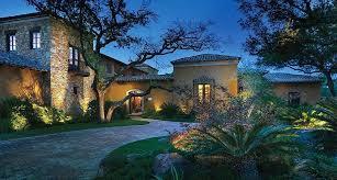Manor House Landscape Lighting House Landscape Lighting Landscape Lighting Ideas Outdoor House