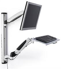 monitor and keyboard arm desk mount monitor and keyboard wall mount vesa compliant