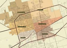 Kilgore Texas Map Inspection Districts Midland Tx Official Website
