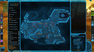 Swtor Map Archeology Materials Swtor Farmer