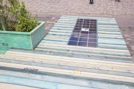 Plastic Pavers by Recycled Plastic Inhabitat Green Design Innovation