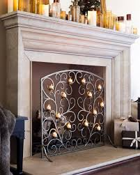 best 25 craftsman fireplace screens ideas on