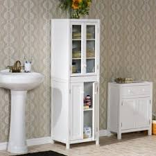 Bathroom Storage Cabinets Bathroom Storage Cabinets Free Home Decor Oklahomavstcu Us