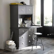 meuble bureau fermé très meuble bureau fermé avec tablette rabattable zj23 montrealeast