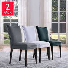 Dining Chairs Costco Gray Parsons Dining Chairs Costco