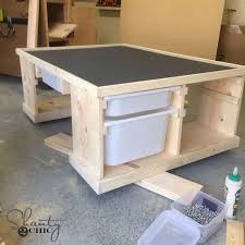 train table plans diy train or table train table play areas and playrooms