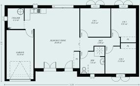 plan maison plain pied gratuit 4 chambres plan maison etage 4 chambres gratuit fresh plan de maison plain pied