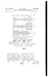 Economy Home Plans by Patent Us2611826 Simultaneous Amplitude Modulation And Phase