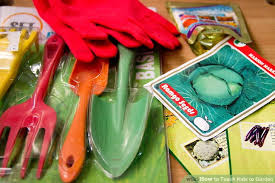 Garden Supplies How To Teach Kids To Garden 13 Steps With Pictures Wikihow