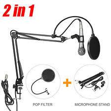 Microphone Desk Arm Microphone Desk Stand Ebay