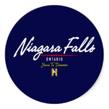 classic fallos ring holder images Niagara falls stickers sticker designs zazzle jpg