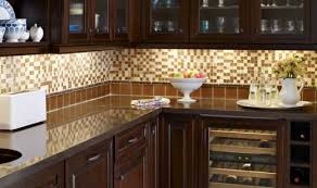 Kitchen Quartz Countertops by Marrone Emperador Countertops Bay Area At Marble City Company