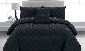 Black Comforter King Size Bedding Set Amazing Black King Size Bedding Queen Comforter Sets