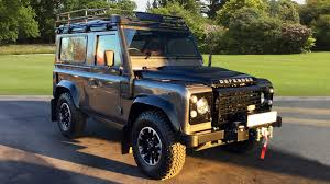 land rover defender 90 convertible used land rover defender 90 swb diesel special editions adventure