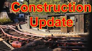 big thunder mountain railroad refurbishment update thanksgiving