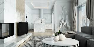 beautiful home interior 4 beautiful homes with a white theme