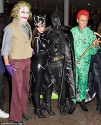 kim davis halloween mask kim kardashian cat woman costume at halloween party 21 gotceleb