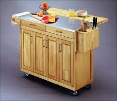 oak kitchen carts and islands kitchen rolling island table small kitchen island on wheels oak