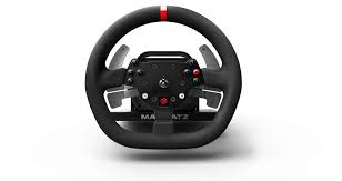 volante per xbox one mad catz feedback racing wheel volante e pedaliera per xbox