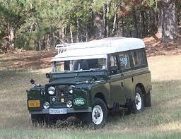 land rover series ii 1965 land rover series ii information and photos momentcar