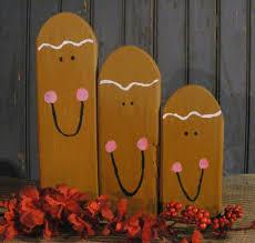 wooden gingerbread man hand painted gingerbread man u2013 gft woodcraft