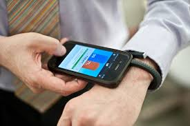 monitoring health bracelet images Doctors monitor patients remotely via smartphones and fitness jpg