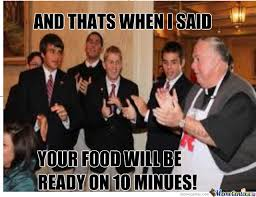 Waitressing Memes - waiters by jpayne96 meme center