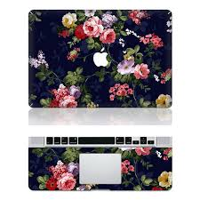 flower pro flowers mac protection decal mac cover decal laptop