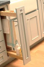 pull out drawers kitchen cabinets lowes bathroom linen side