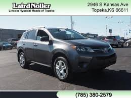 used toyota rav4 for sale in lawrence ks edmunds