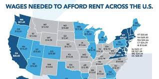 this is the hourly wage you need to afford a 2 bedroom apartment
