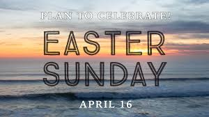 easter sunday lutheran church of the cross