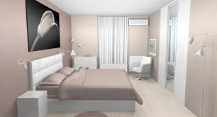 Idee Chambre Parent by Murs Taupe