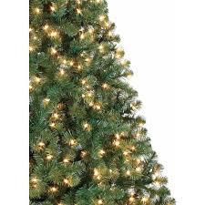 stylish design 6 5 pre lit tree realistic artificial