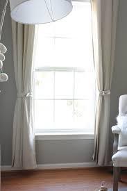 Short Curtains Remodelando La Casa How To Make Curtains Longer