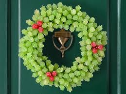 live christmas wreaths 15 diy christmas wreaths from materials live diy ideas