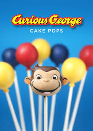Halloween Cake Pops Images by Curious George Cake Pops U2013 Bakerella Com