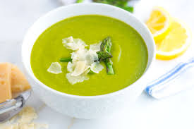 Free Green by Free Asparagus Soup Recipe