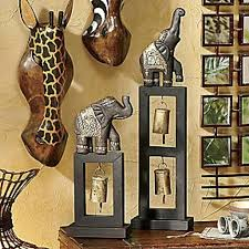 Safari Living Room Ideas Safari Decor Idea Take A Walk On The Side Safari