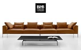 canapé b b italia 4 seater sofa sofas decofinder