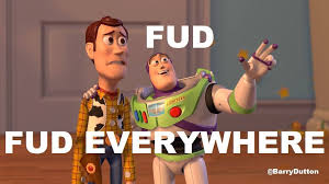 Woody And Buzz Meme - meme of the day fud fud everywhere buzz lightyear woody