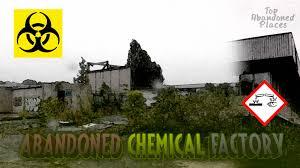 urbex abandoned chemical factory pontypool massive place